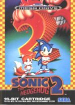 Photo de la boite de Sonic the Hedgehog 2